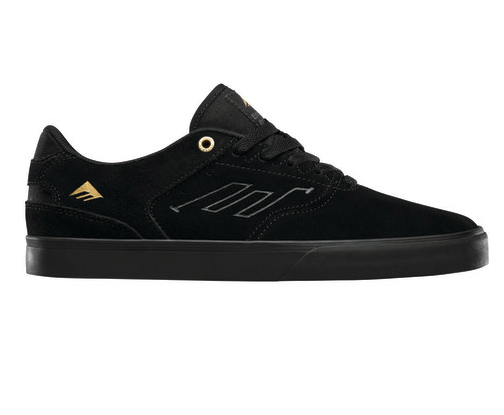 Emerica Reynolds Low Vuld Black/Gold -