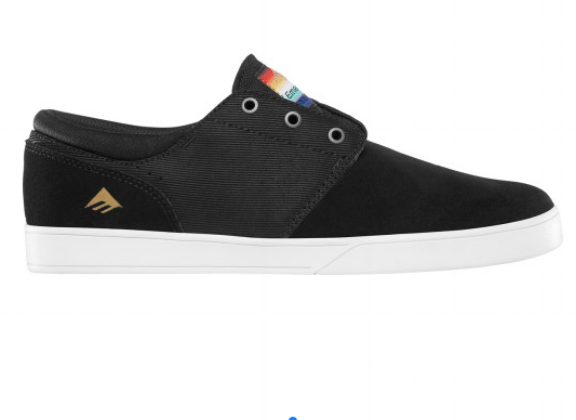 Emerica Figueroa                    Black  -