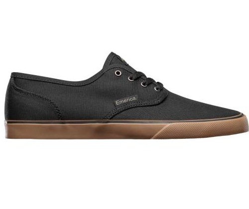 Emerica Wino Cruiser Black/Gum -