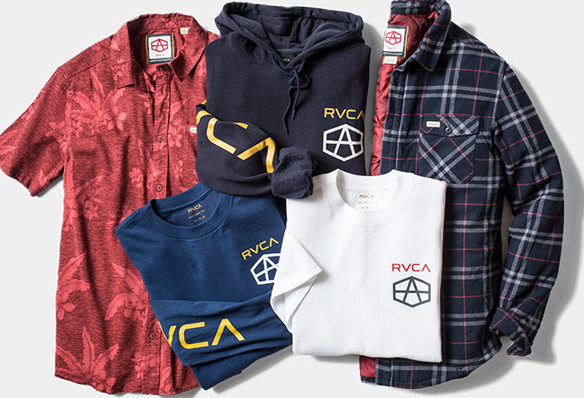 Check out what's new. - Huge selection of your favorite styles by the best brands. Volcom, RVCA, Emerica, Etnies, Es,