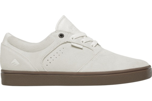 Emerica Shoes - Figgy Dose White/Gum