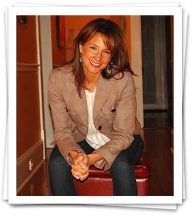 Author, writer, humorist, Dena Harris
