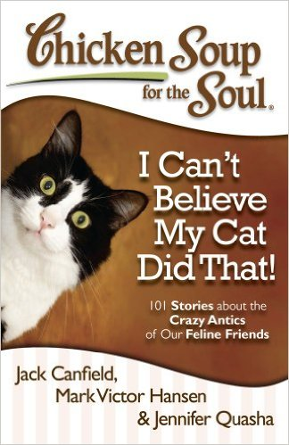 Chicken Soup for the Soul: I Can't Believe My Cat Did That!