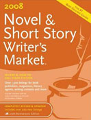 2008 Novel & Short Story Writer's Market