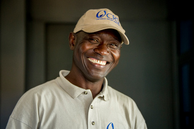 Thomas Awiapo, CRS Ghana