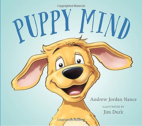 This is my favorite book to teach littles about how the mind works through metaphor, and how we can help ourselves stay in the present moment!