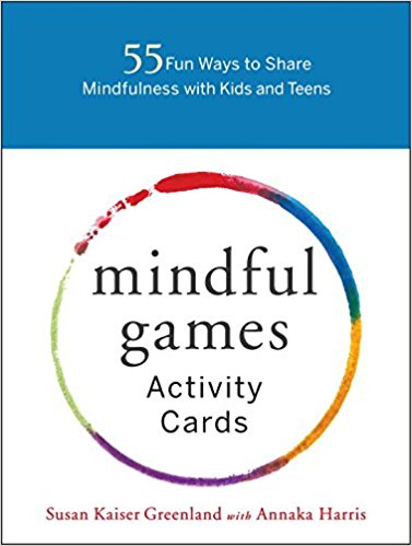 """""""A deck of 55 mindfulness games for kids that takes a playful approach to developing attention and focus, and identifying and regulating emotions--by the author of  Mindful Games  and  The Mindful Child"""""""