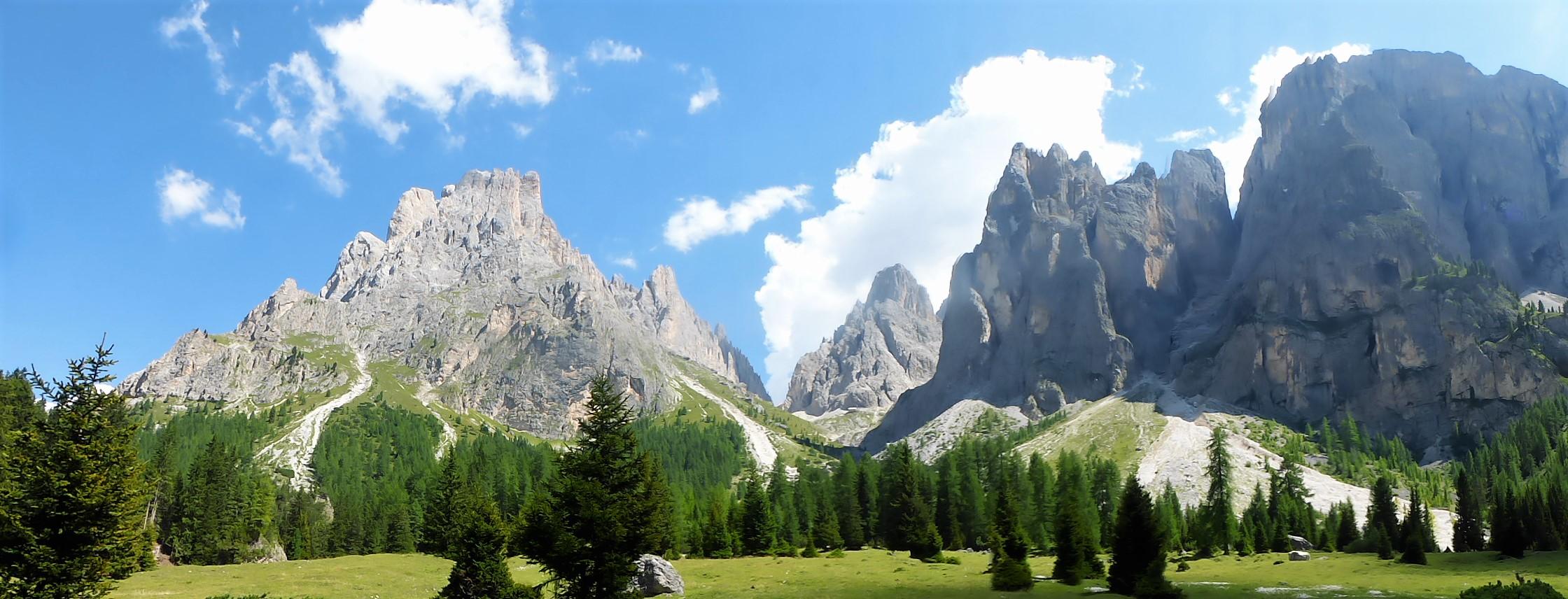 Ortisei ,Dolomites  - Photo: Richard Wax