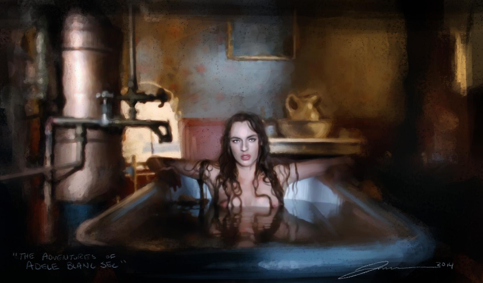 Adele Blanc Sec 2