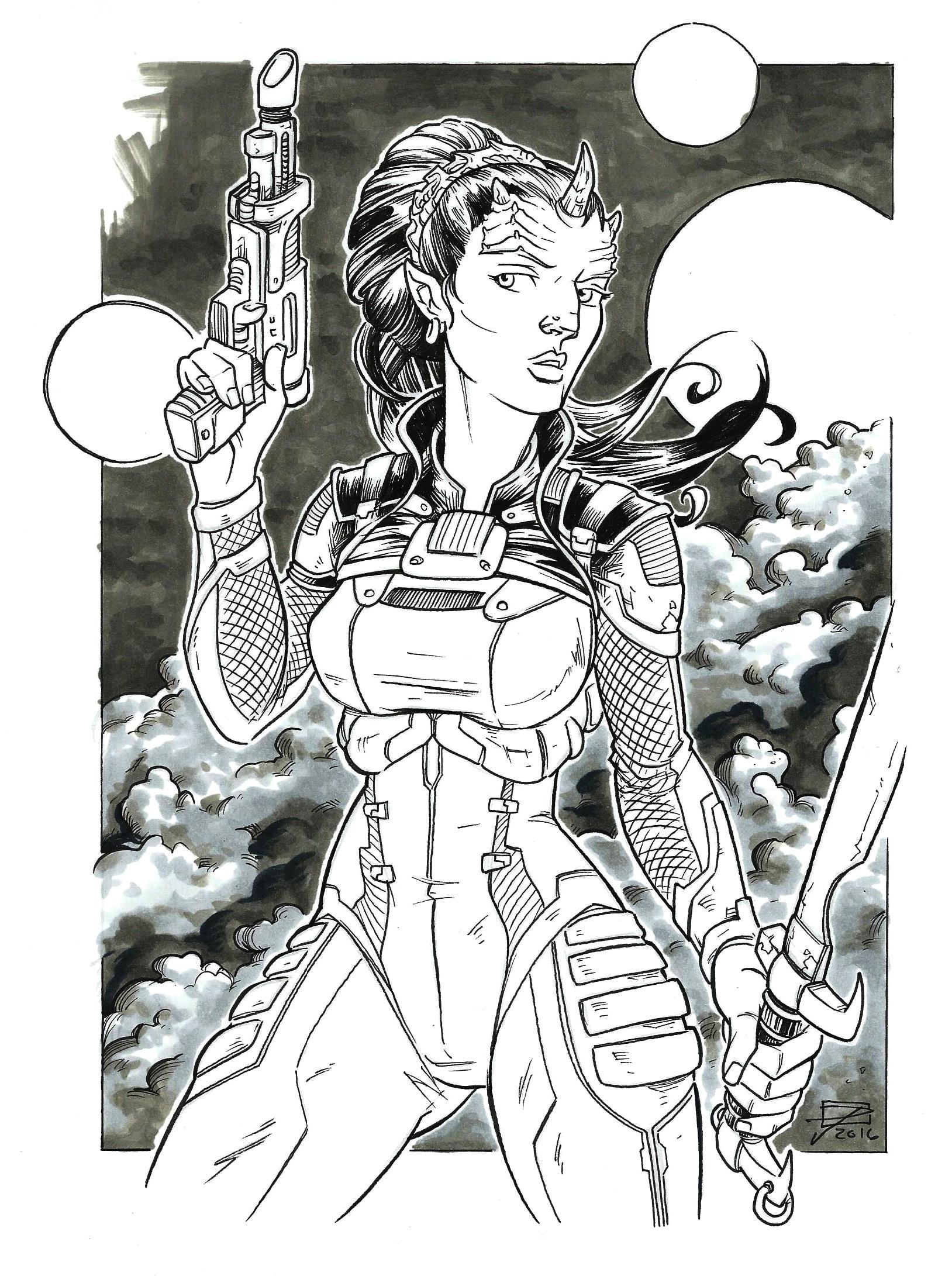 Space Opera Princess