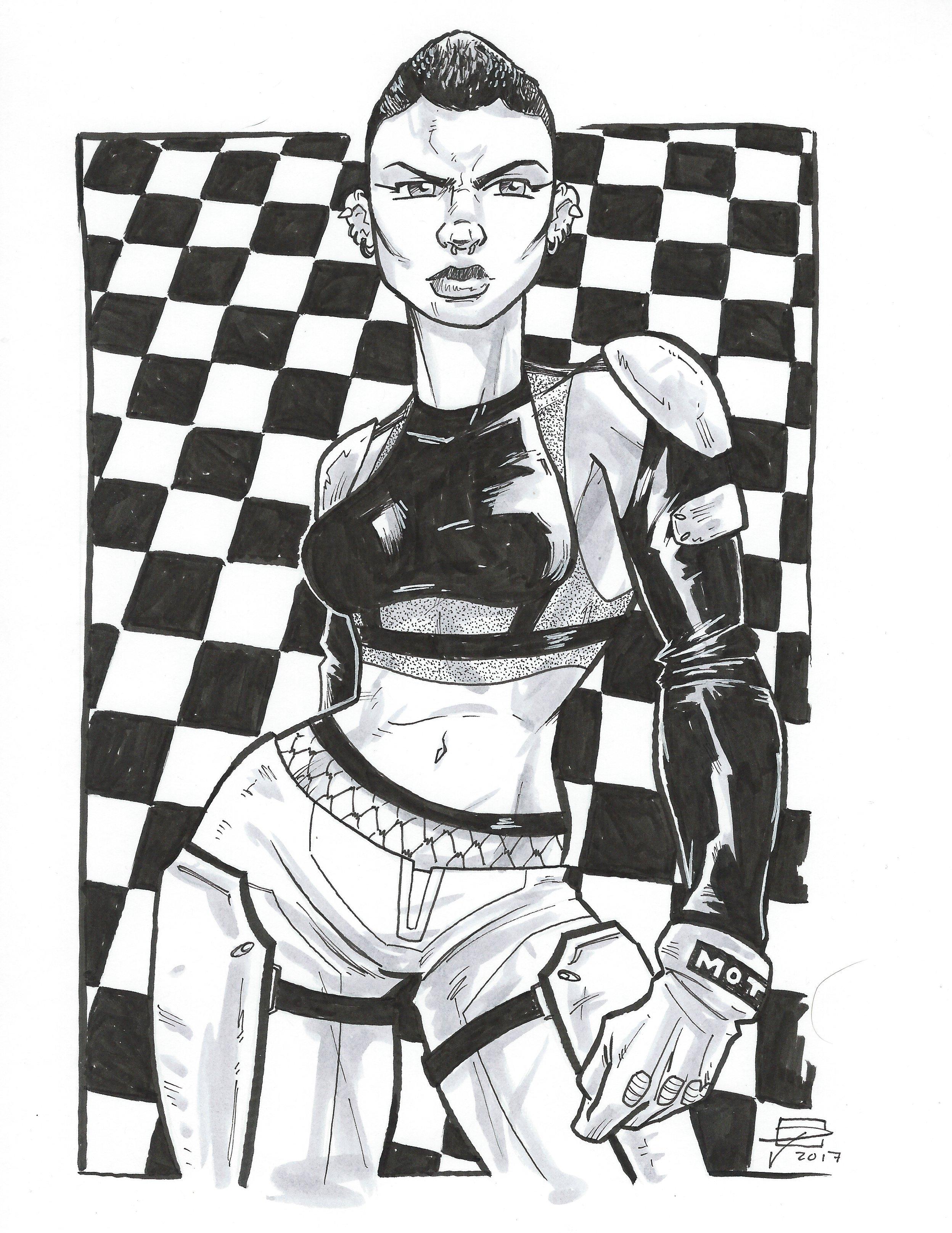 Domino - Motor Crush