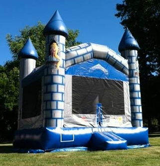 13' x 13' Castle Bouncer
