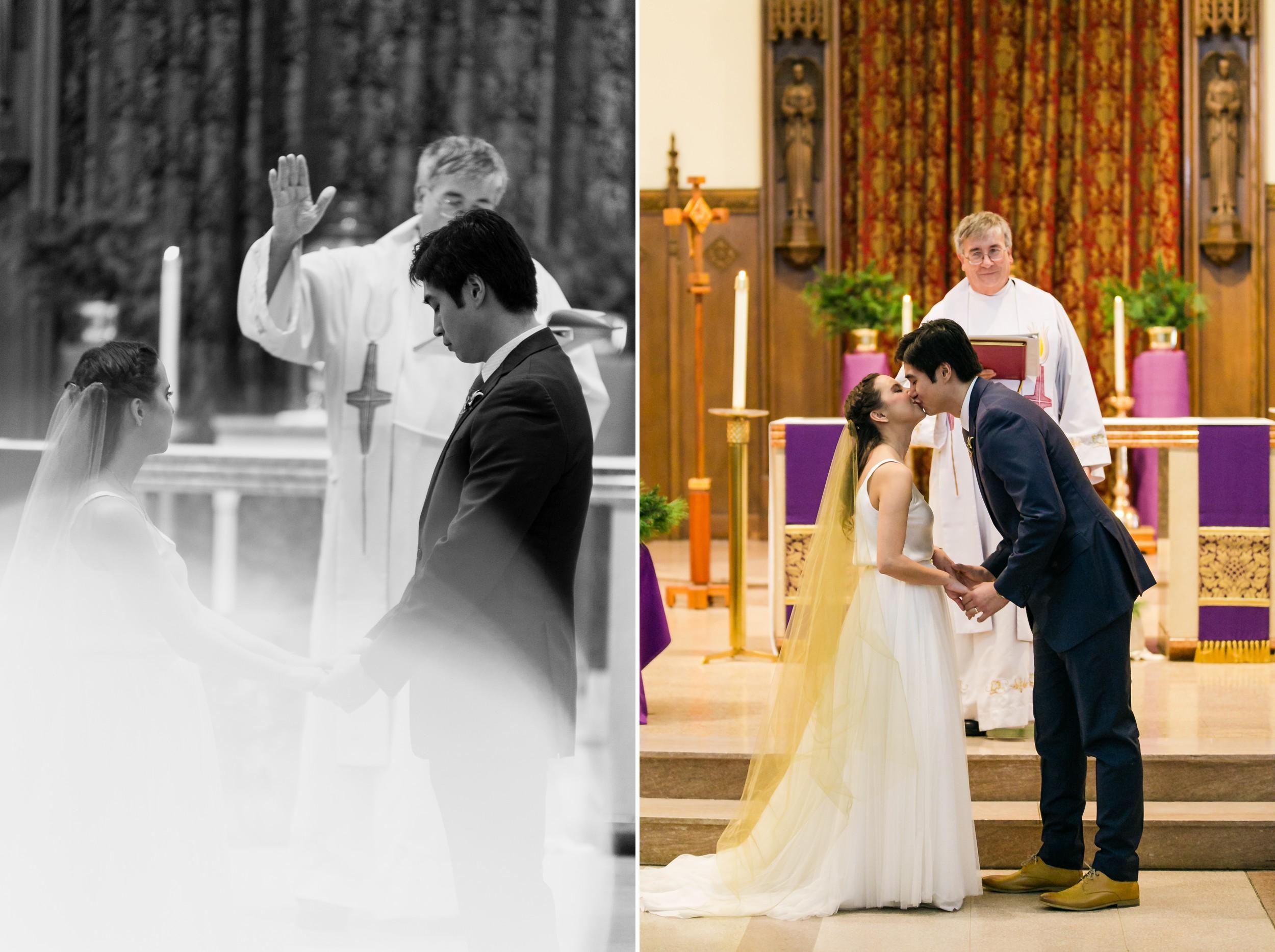 DC-Wedding-First-Kiss