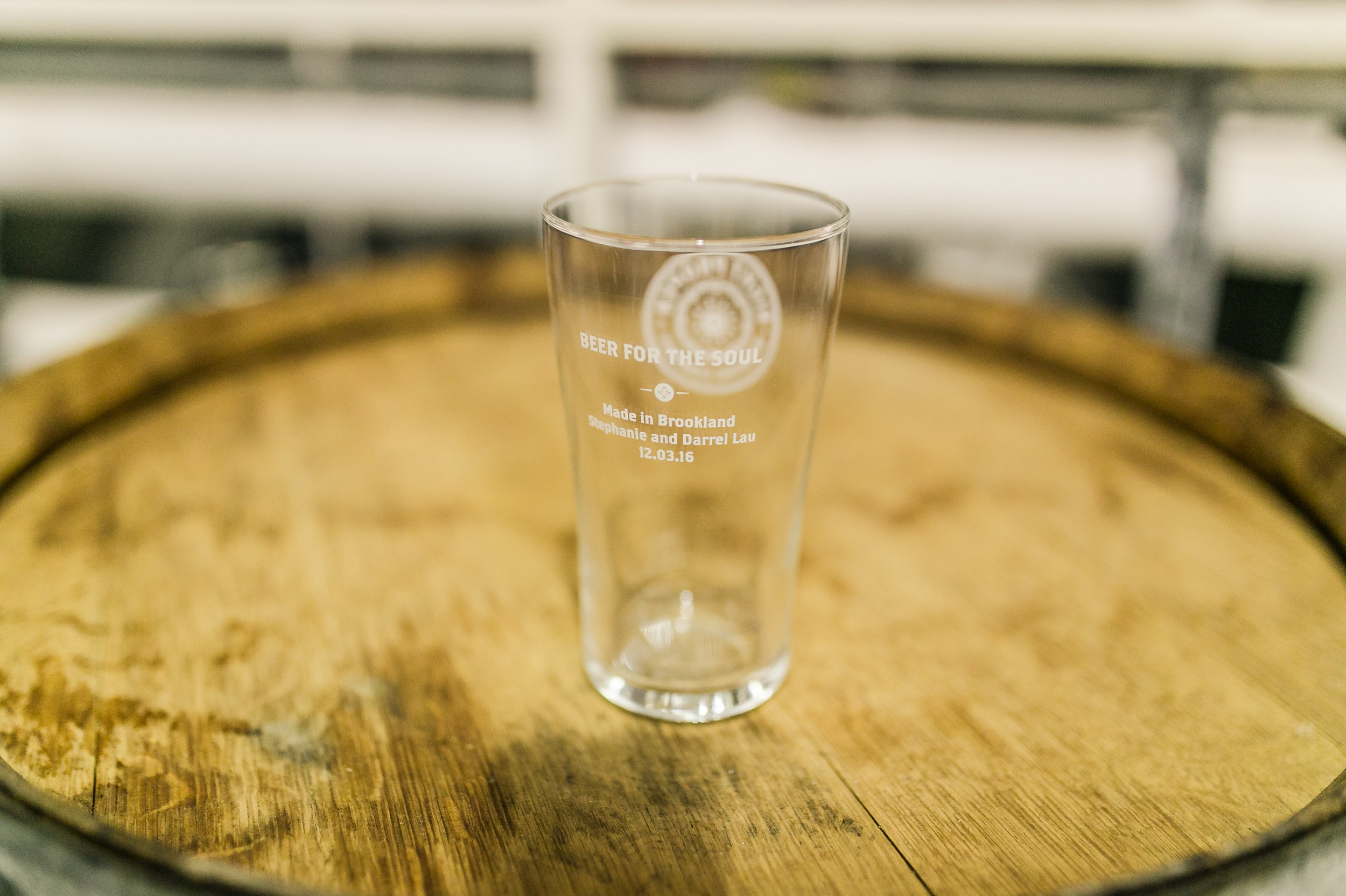Custom-Beer-Glass-Wedding