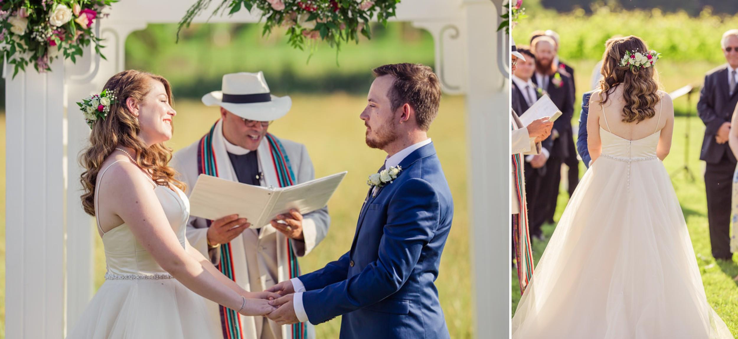 8 Chains North Wedding Ceremony