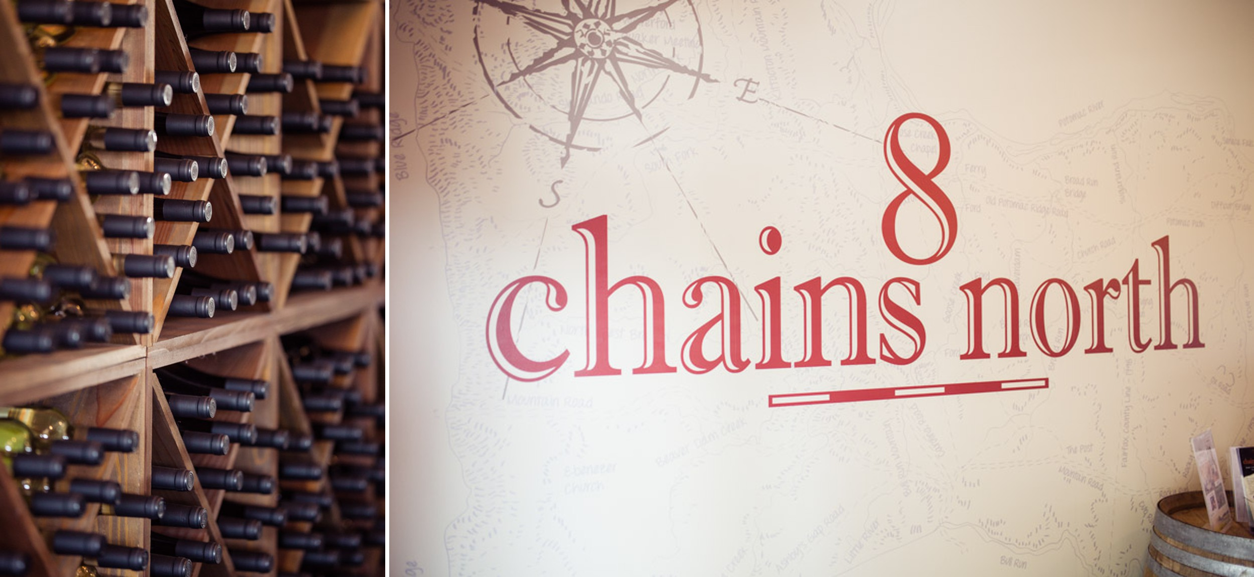 8 Chains North Winery Wedding