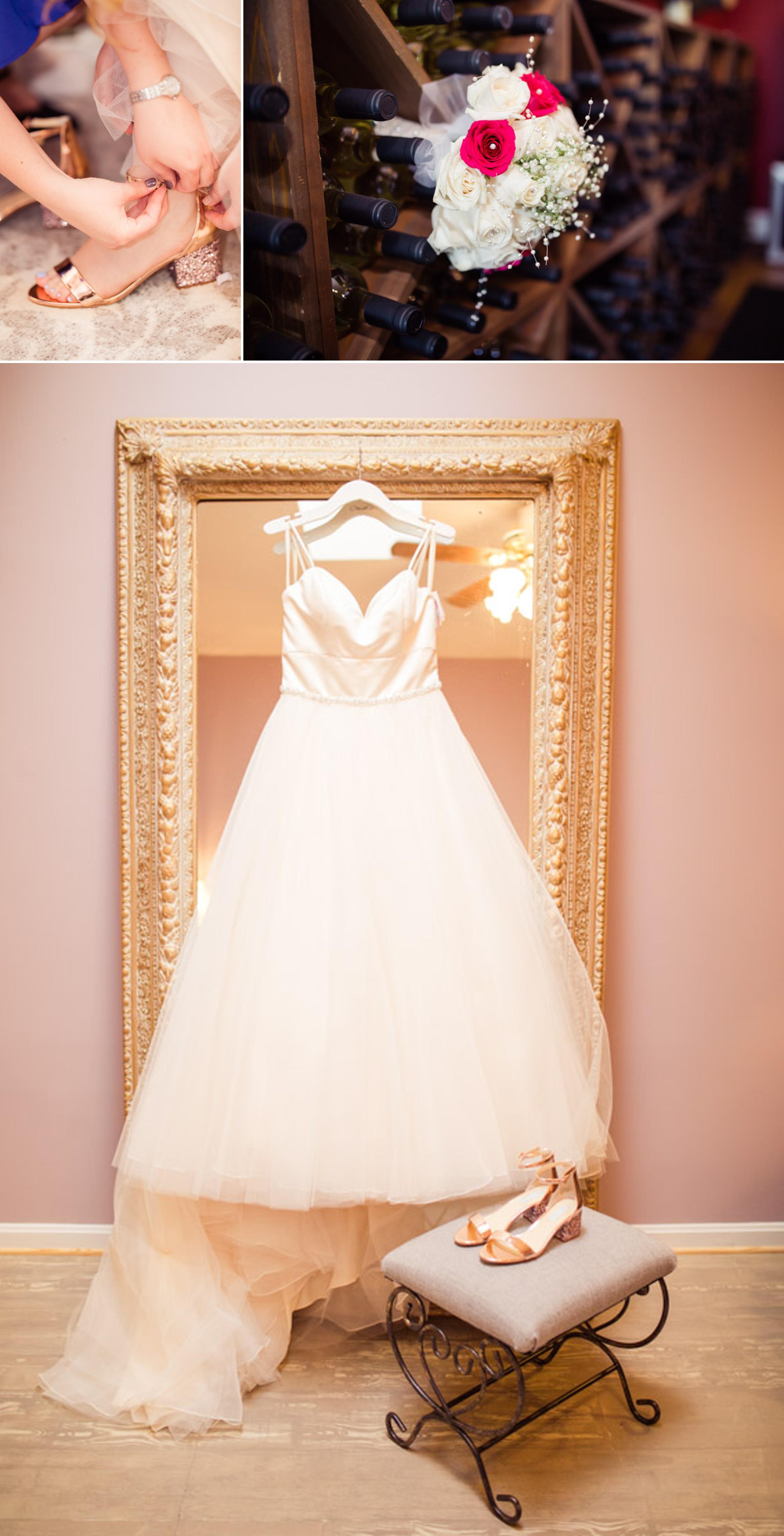 Beautiful Full Wedding Gown