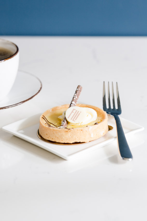 Cafe Fili Lemon Tart