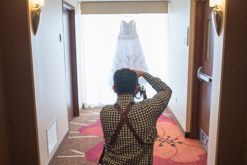 Unique Baltimore Wedding Photographer