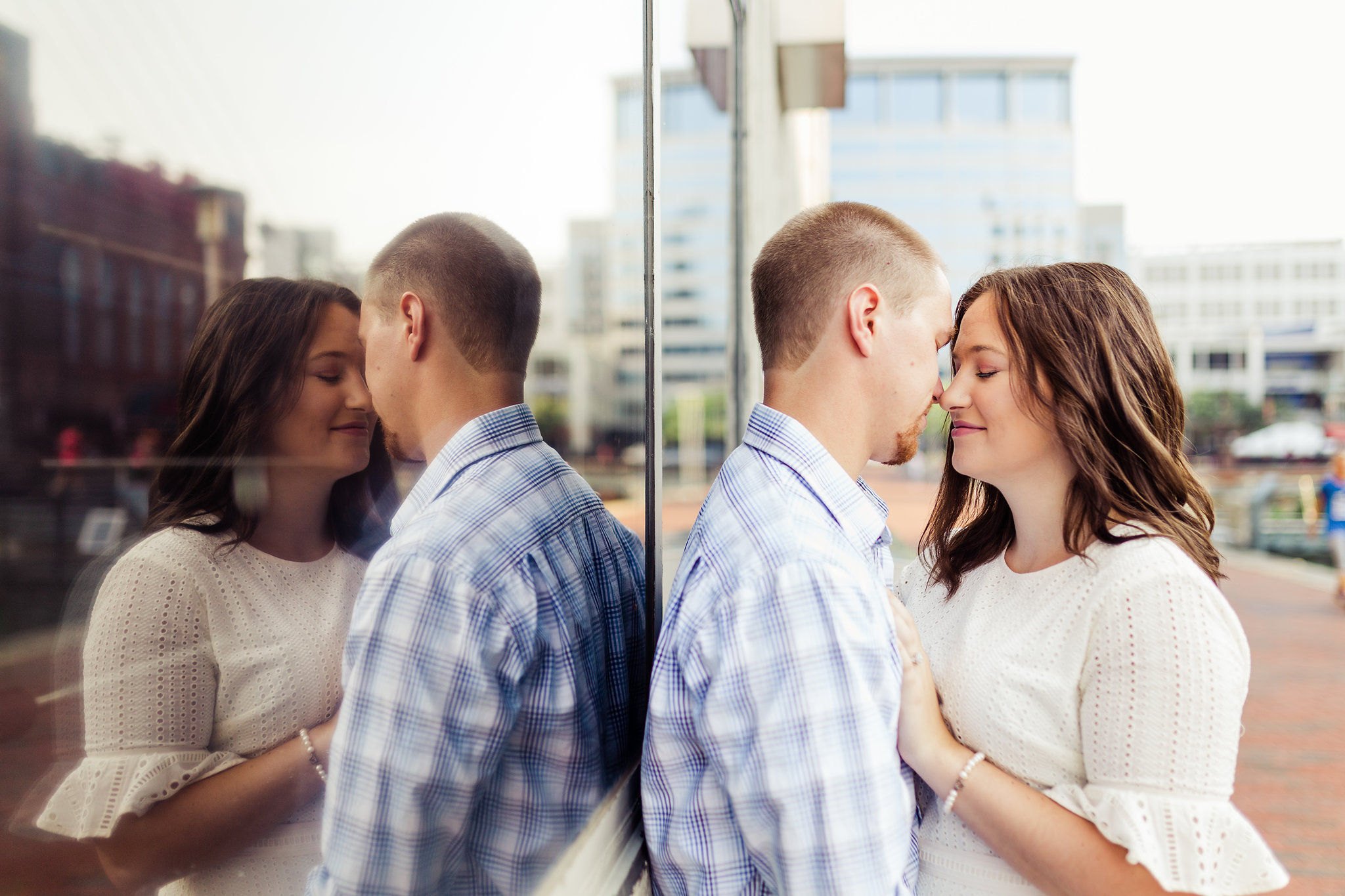 Baltimore Engagement Session BCP