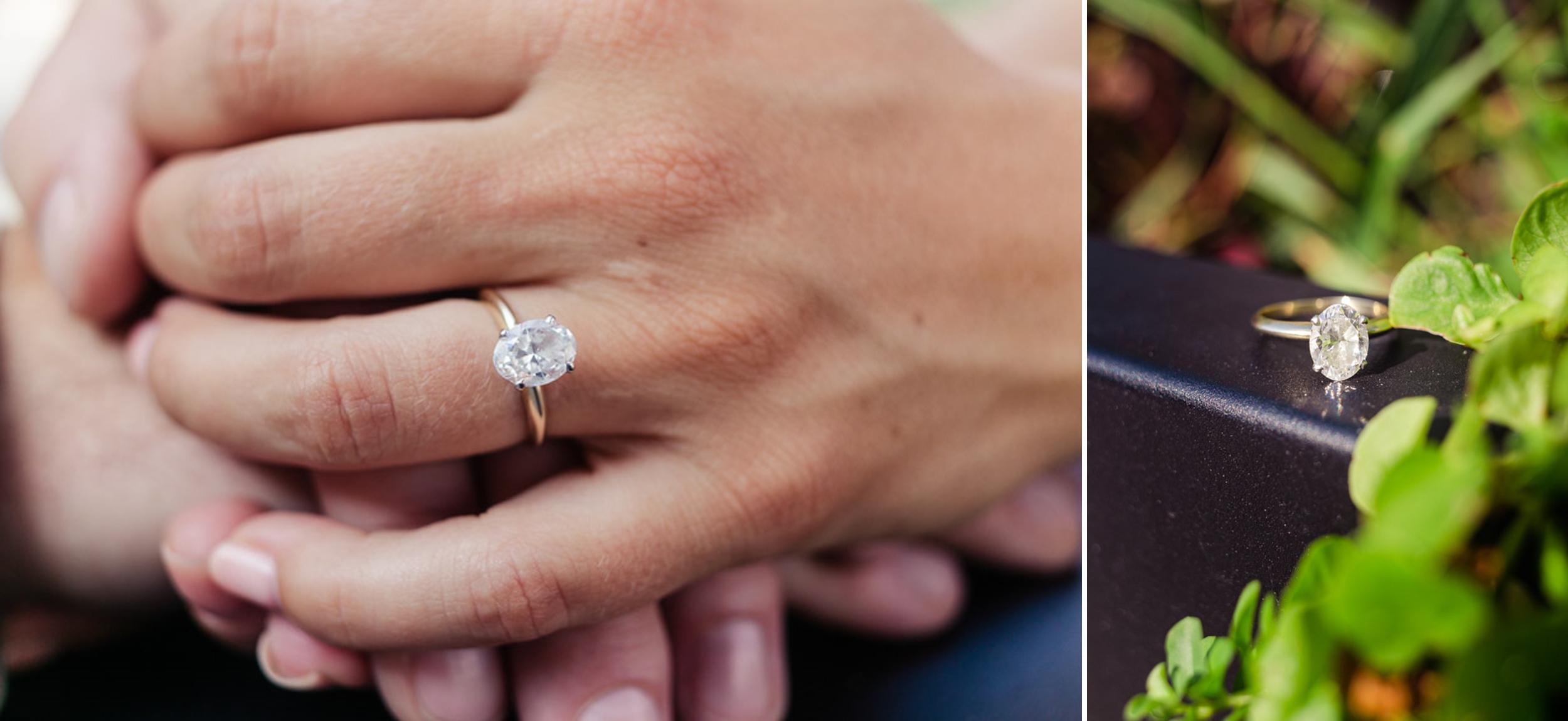 Baltimore Engagement Ring