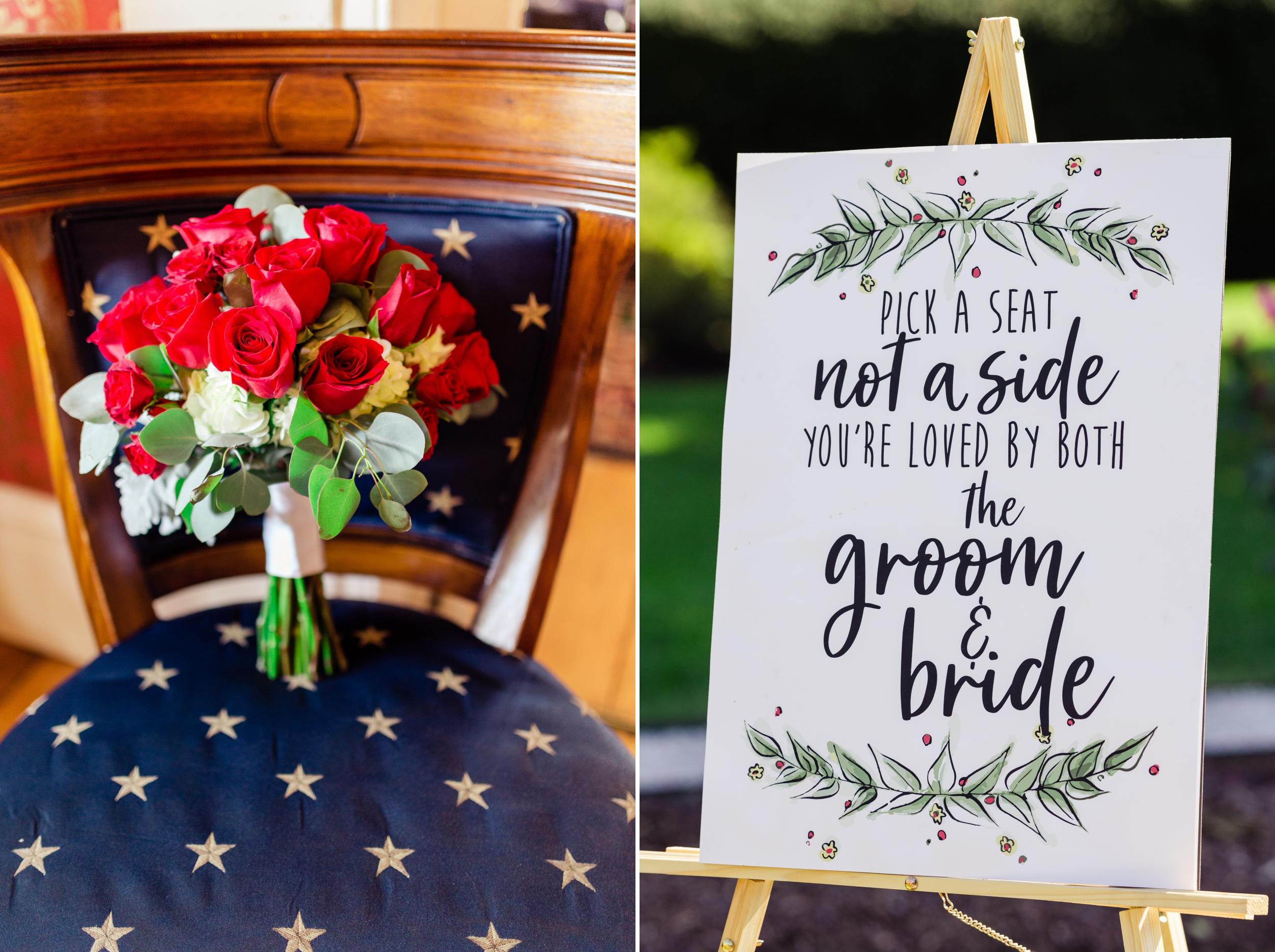 Maryland Wedding Details