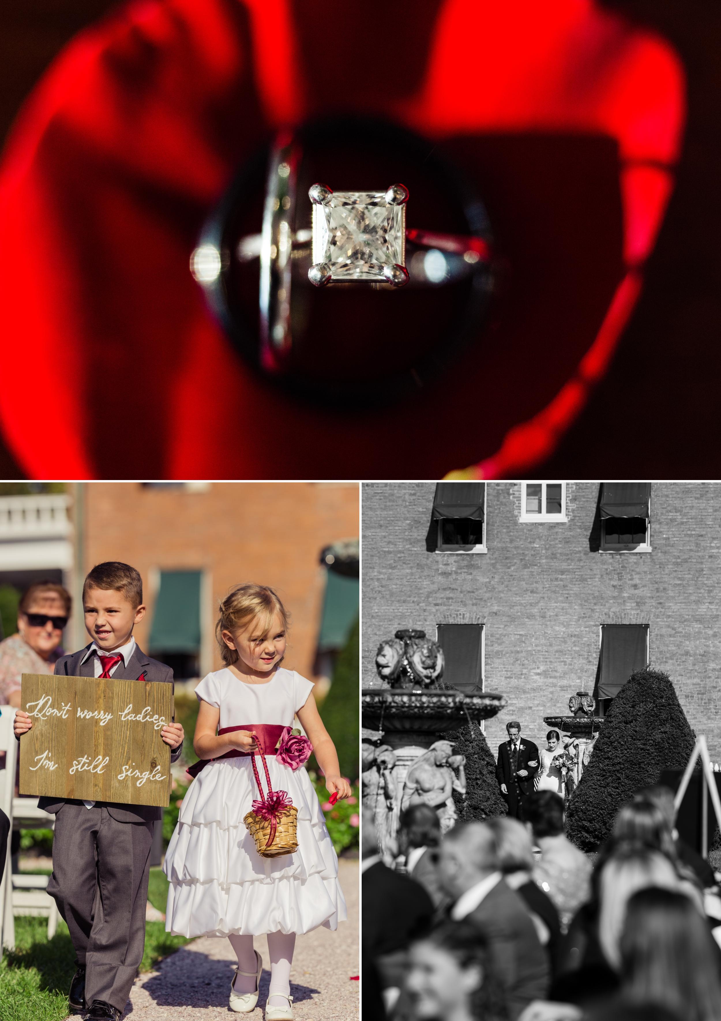 Antrim 1844 Garden Wedding