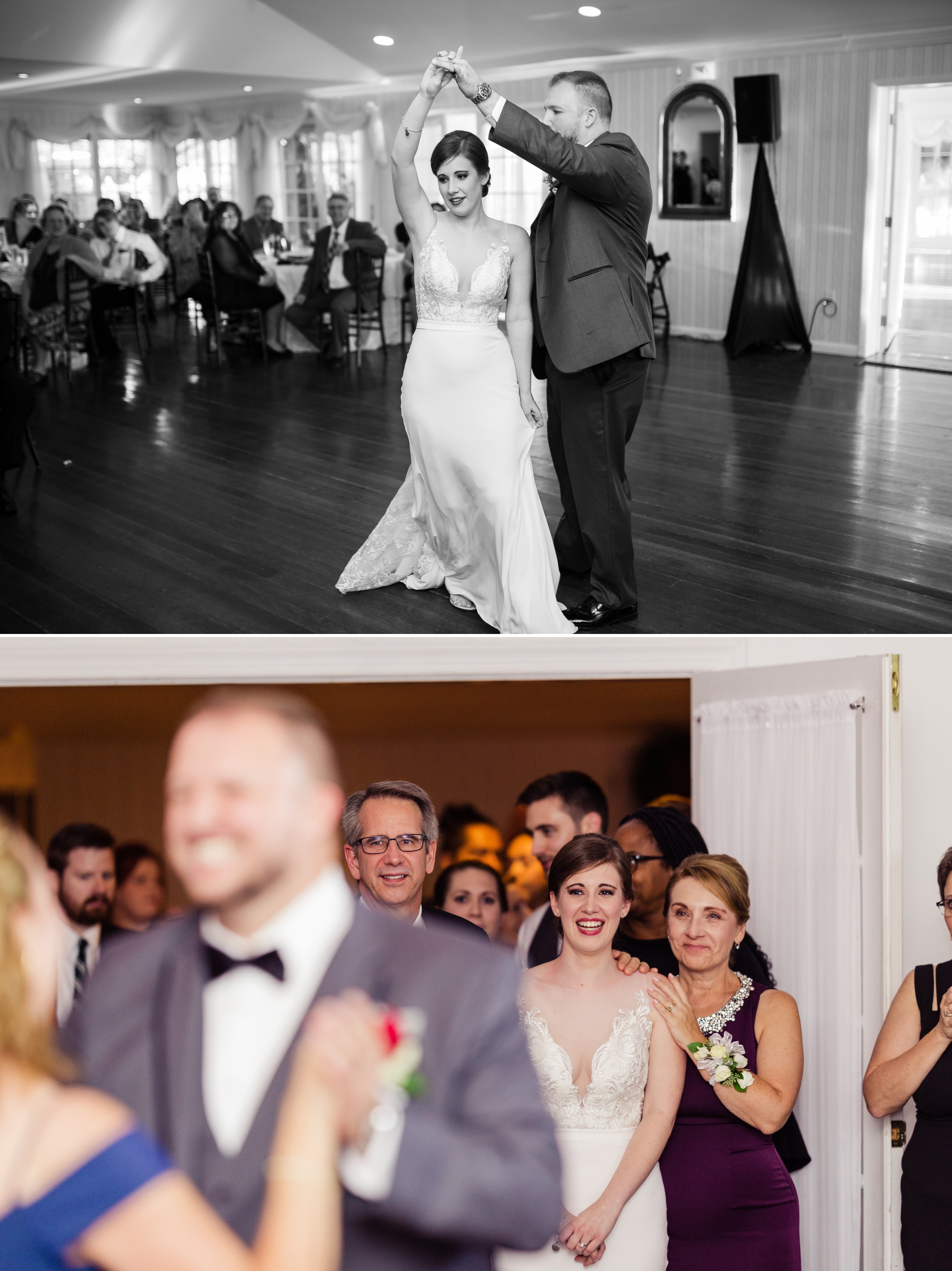 Antrim 1844 Wedding Reception