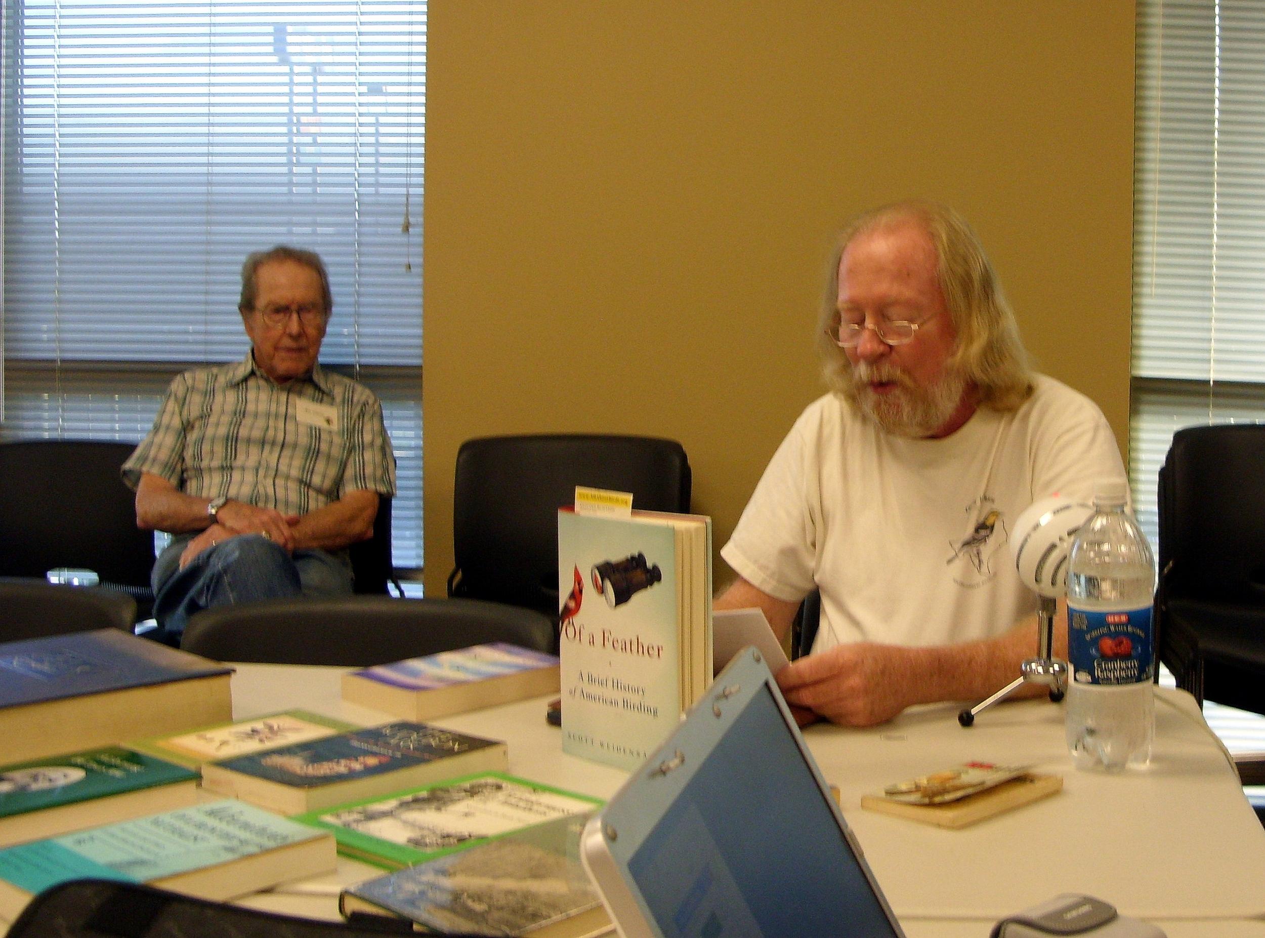Bill Brooks, Herpetologist &BCAS member