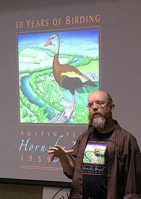 Dr. Kevin Anderson: Hornsby Bend birding