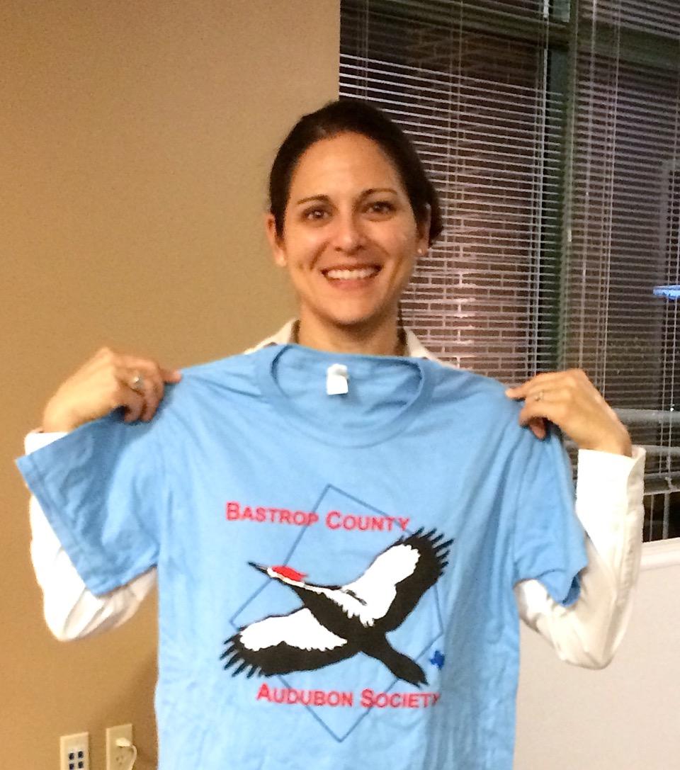 Iliana Pena, Director of Conservation of Audubon Texas