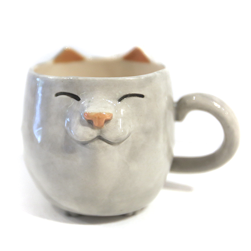 Happy Kitty Ceramics