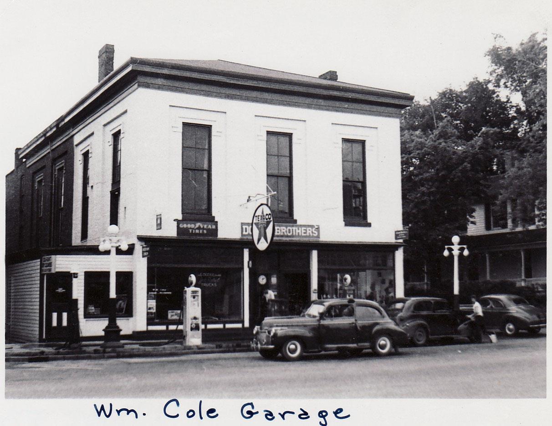 c. 1947 Courtesy of Livingston County Historian