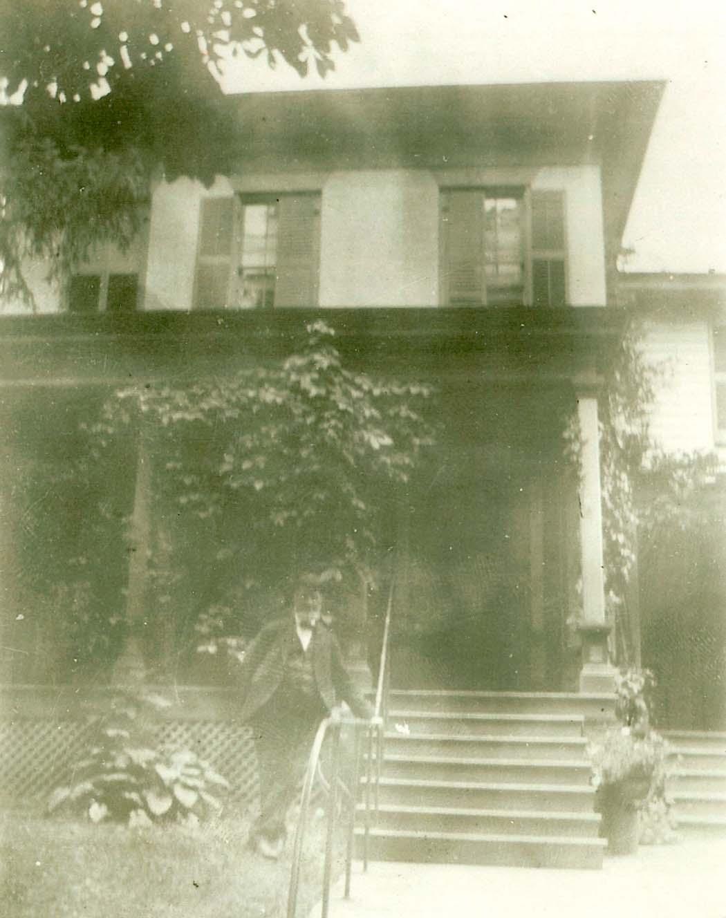 c. 1901 Courtesy of Anita Whitehead