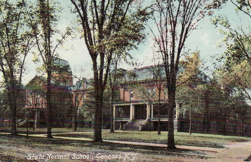 c. 1913 Courtesy of Livingston County Historian