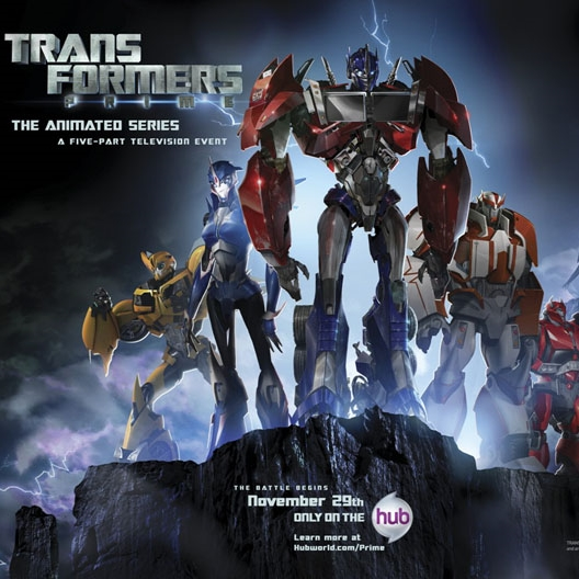Transformers Prime: The Series - Hasbro