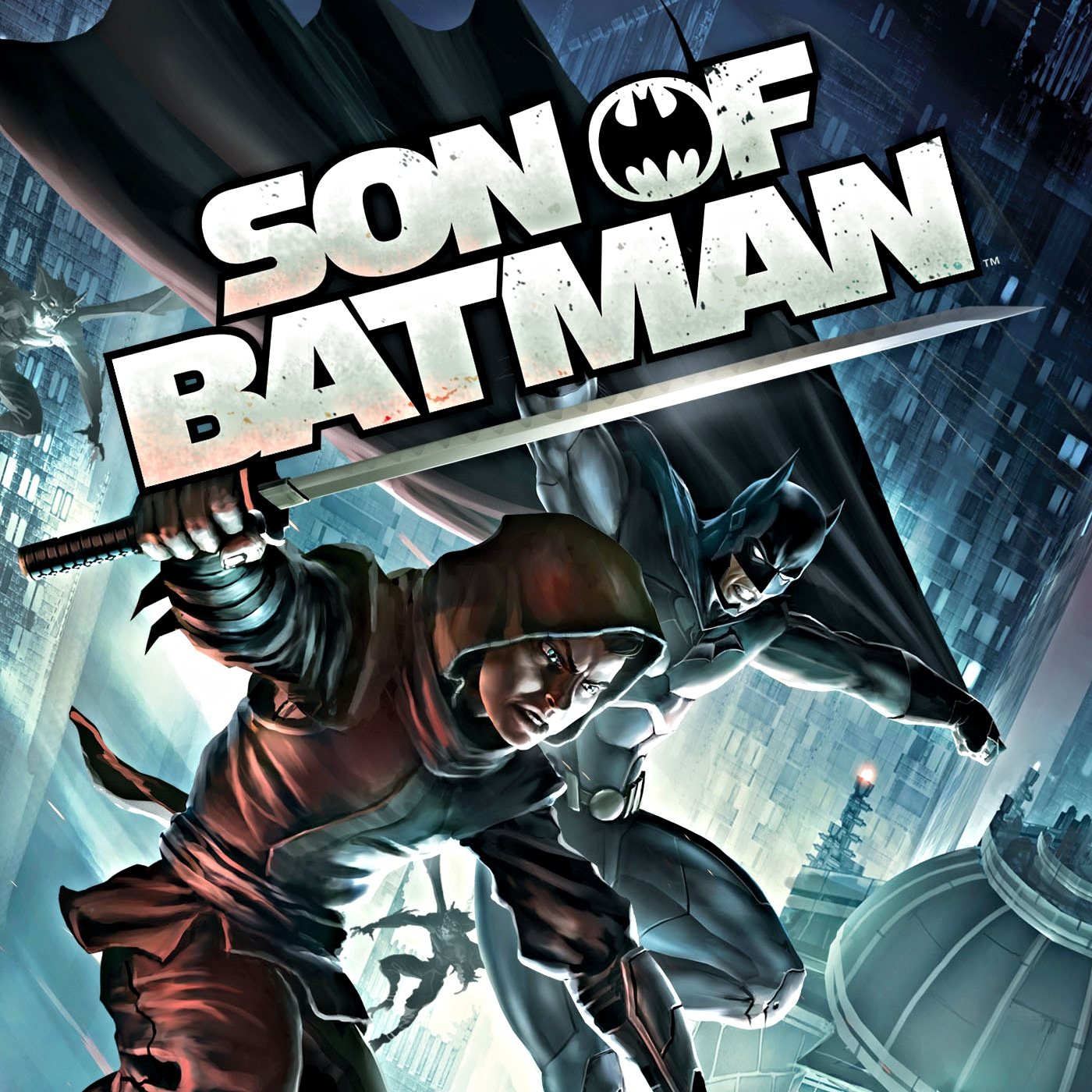 Son of Batman - WB
