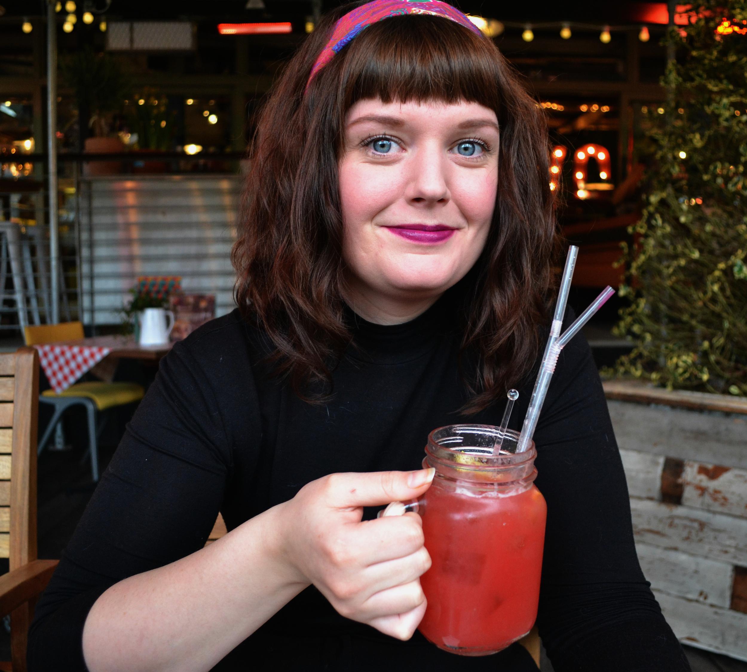 Revolution Aberdeen cocktails