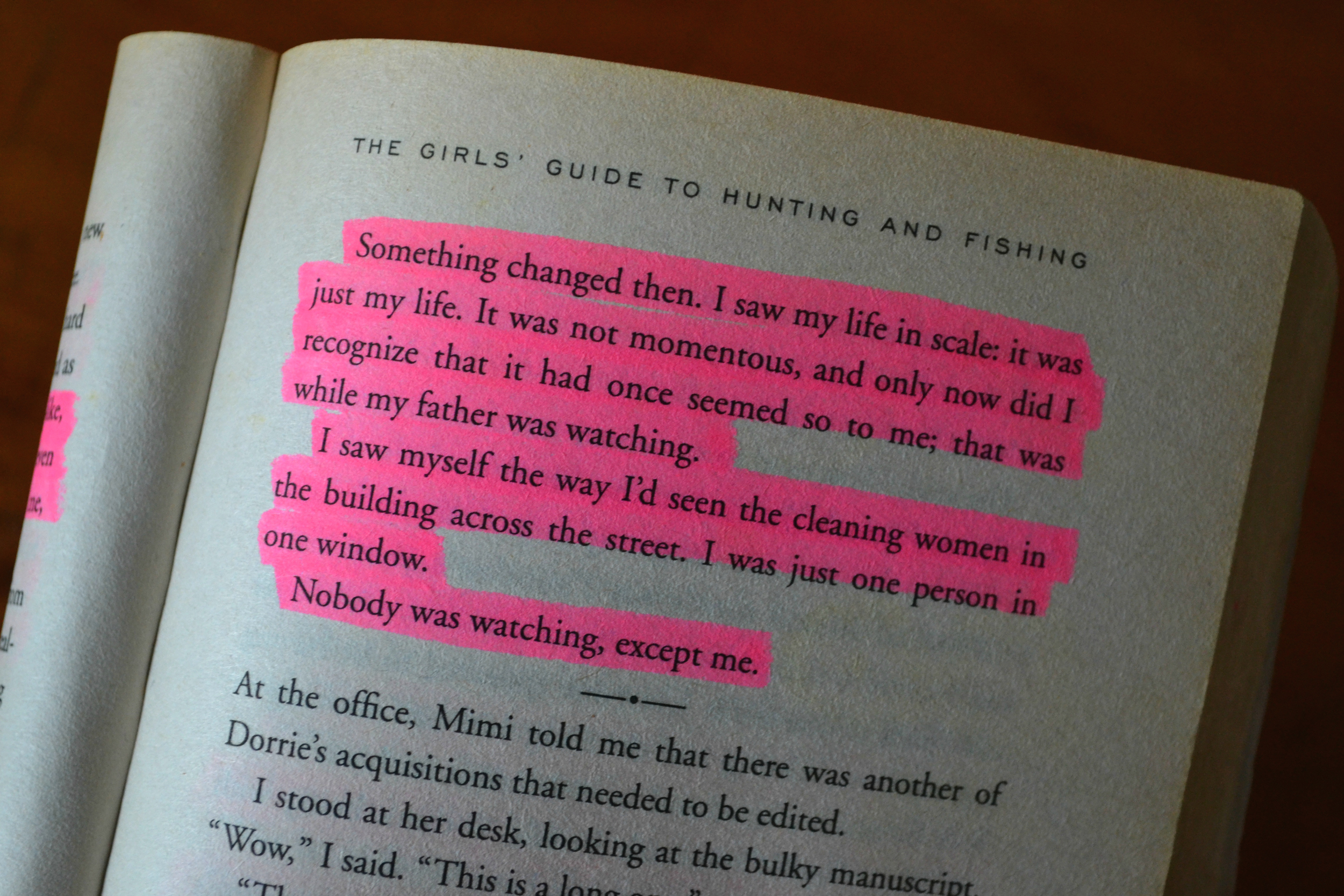 the girls guide to hunting and fishing quote
