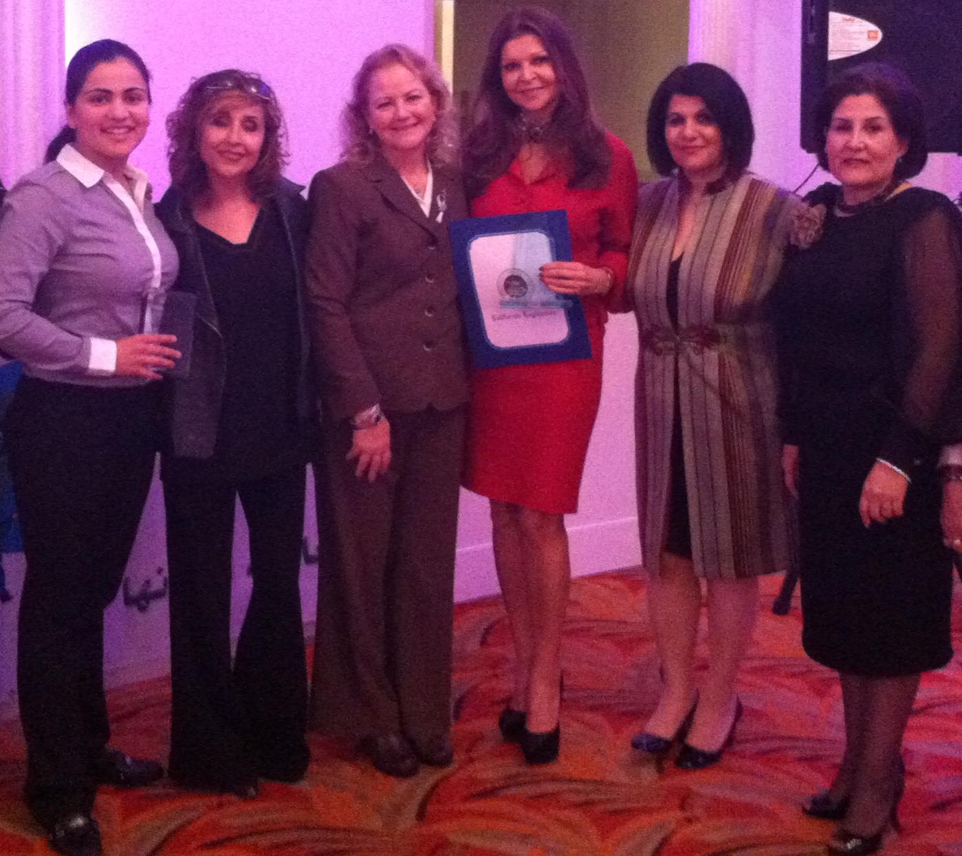 Aisha Wahab, Salma Schemp, Nancy O'Malley, Sonia N Cole, Nazema Momand, Rona Popal.jpg