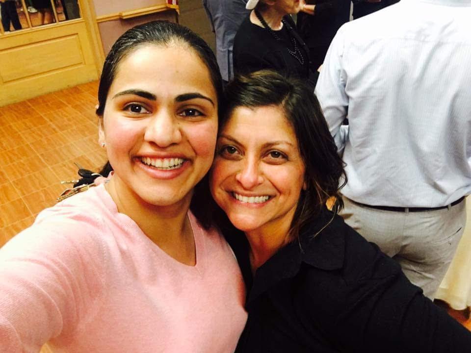 Dr. Yasi Safinya-Davies & Aisha