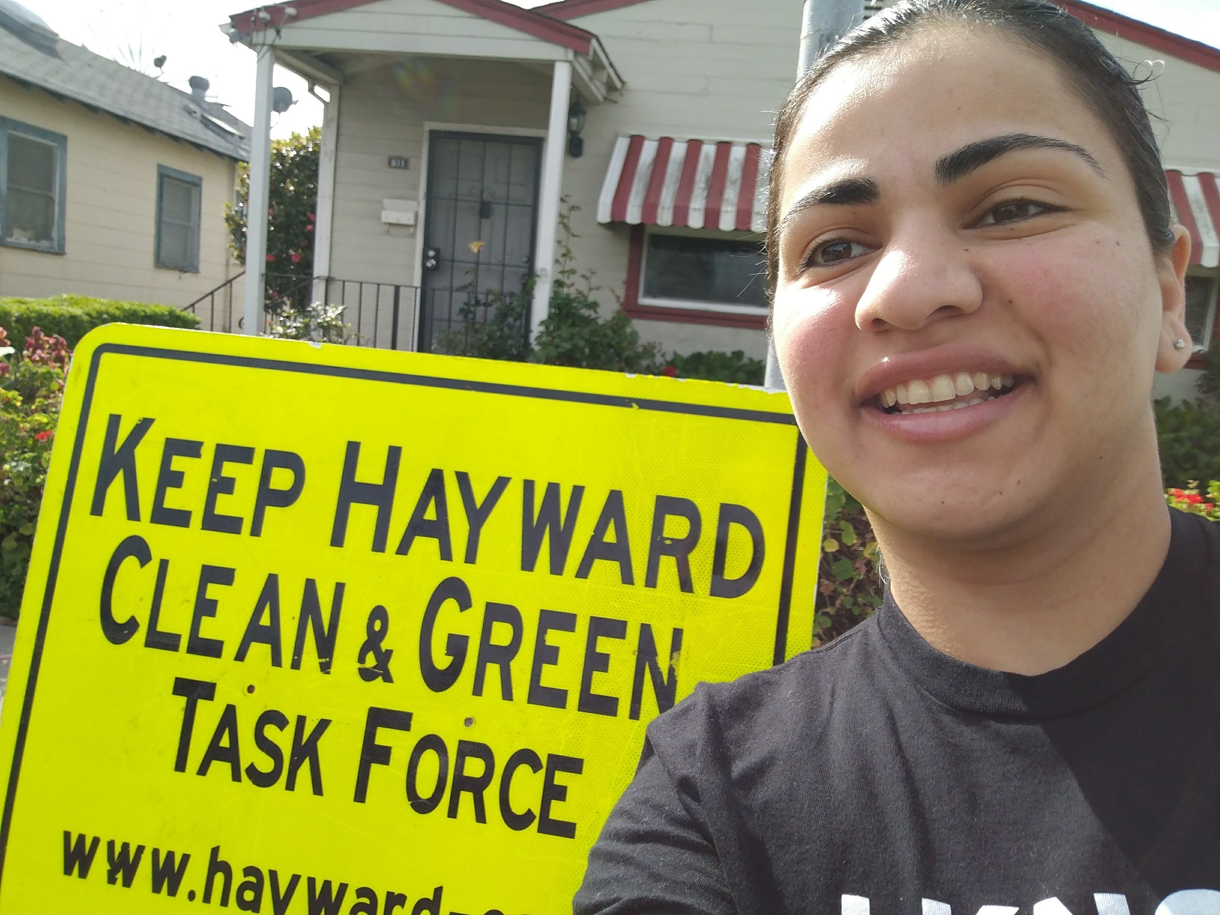 Keeping Hayward Clean