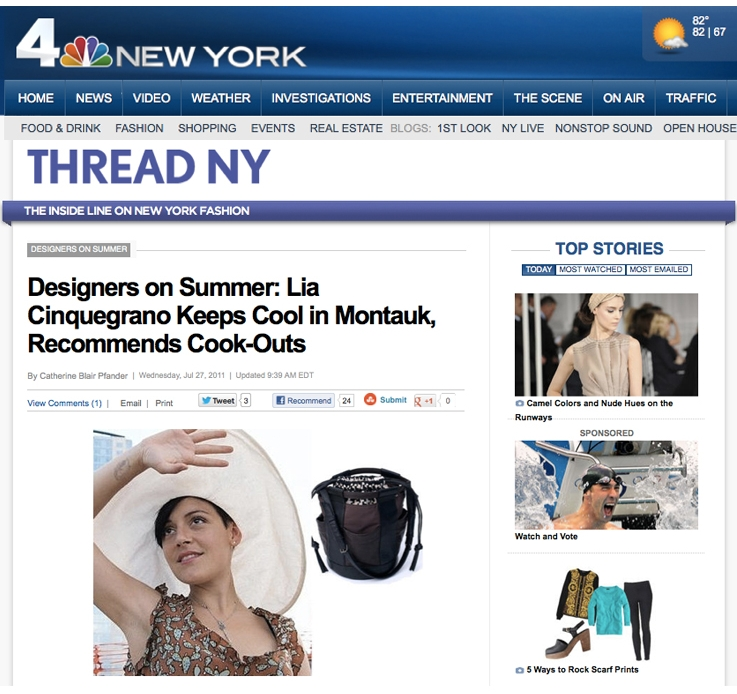 NBC NEWS   THE THREAD