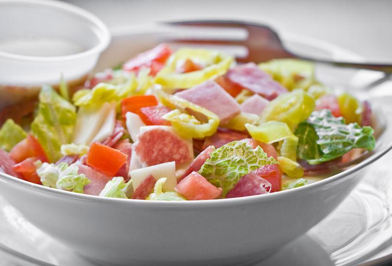 Antipasto Chop Salad