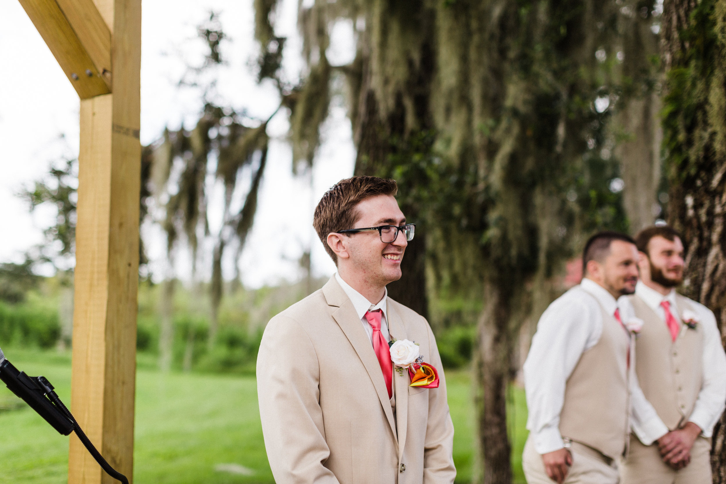 Heather and Kyle | Black WIllow Ranch | Mims Florida | The Horne