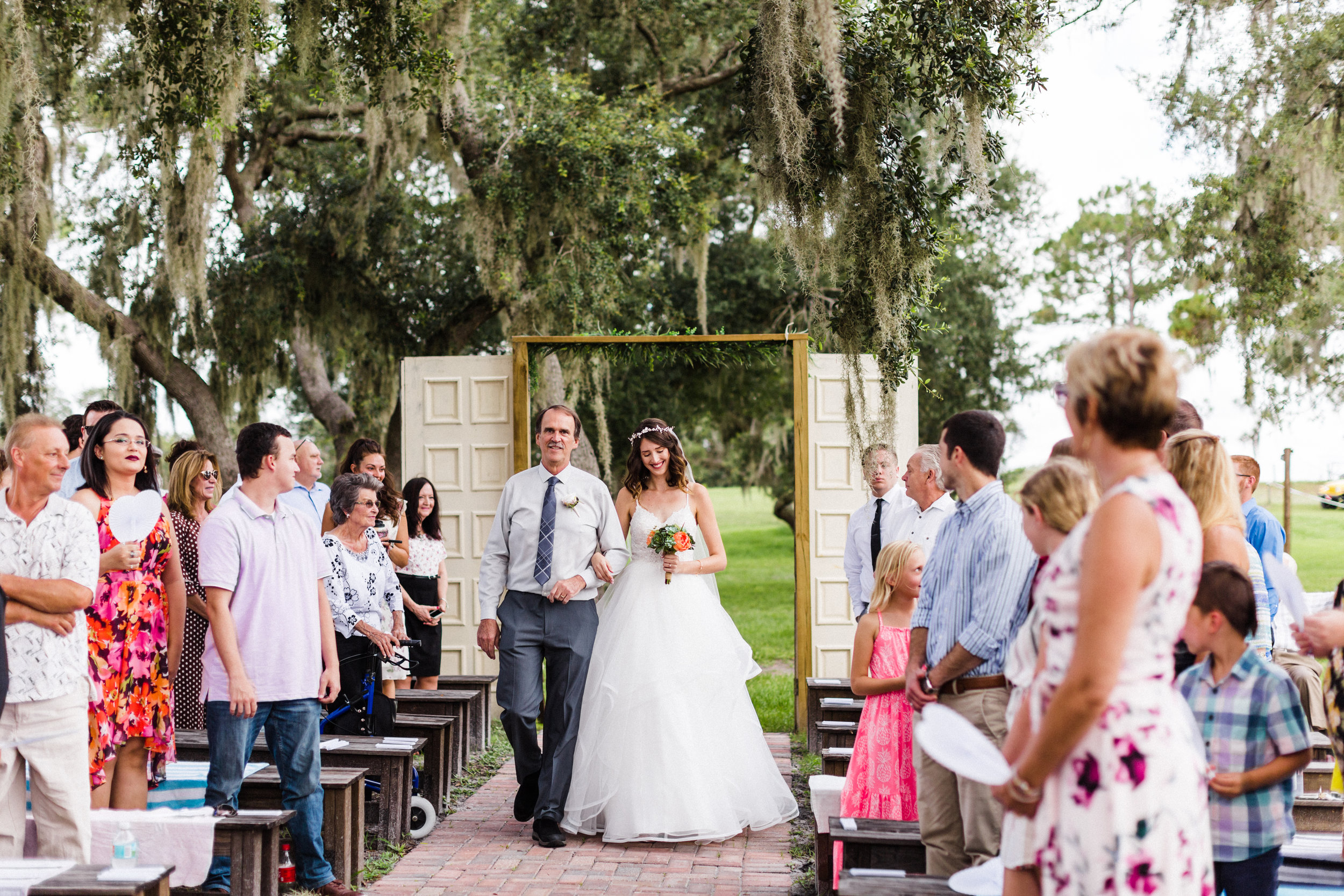 Heather and Kyle | Black WIllow Ranch | Mims Florida | The Hornes