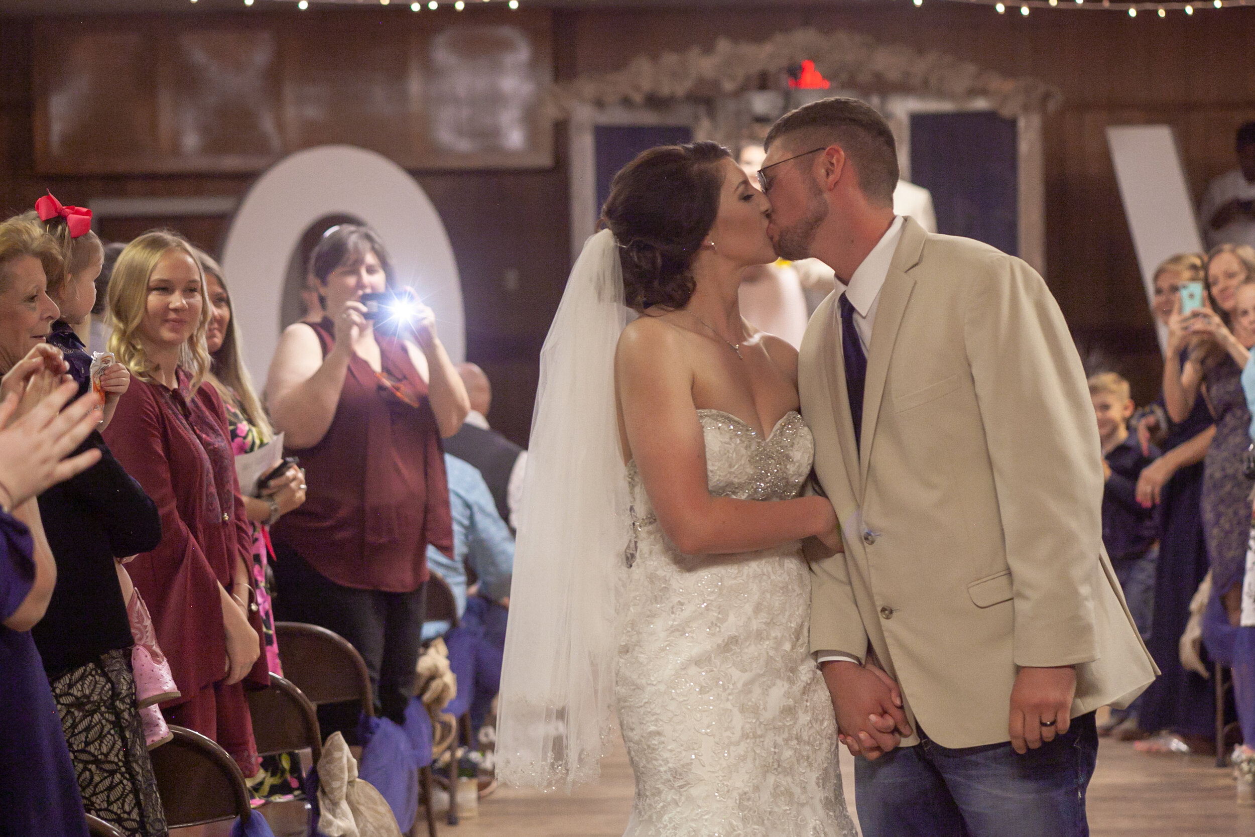 The Wedding ofMr.& Mrs. - click to view and download video