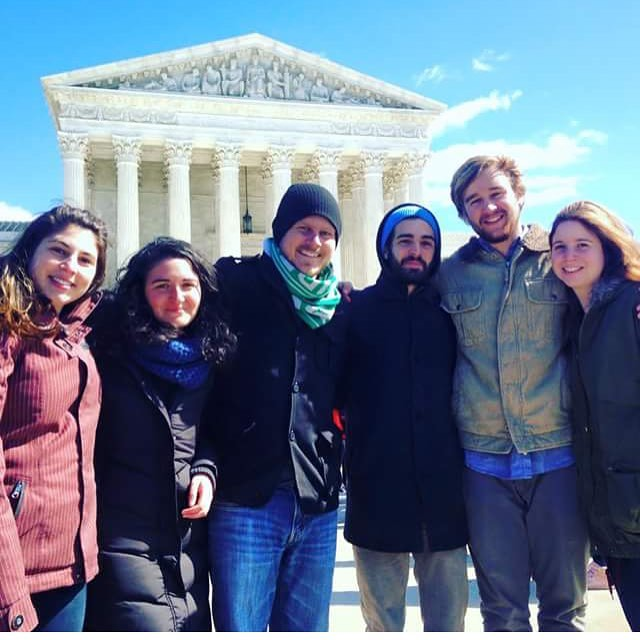 Today is the anniversary of the #SCOTUS hearing of #wwhvhellerstedt. Our documentary team was on the ground covering this event as well as when the decision was made that overturned #HB2. Continue to follow our journey and our documentary series on the last remaining clinics in the U.S.. Link to our campaign is in our bio! And take part of #herstorychallenge! The first 3 people to donate $100 or more will receive a secret perk!
