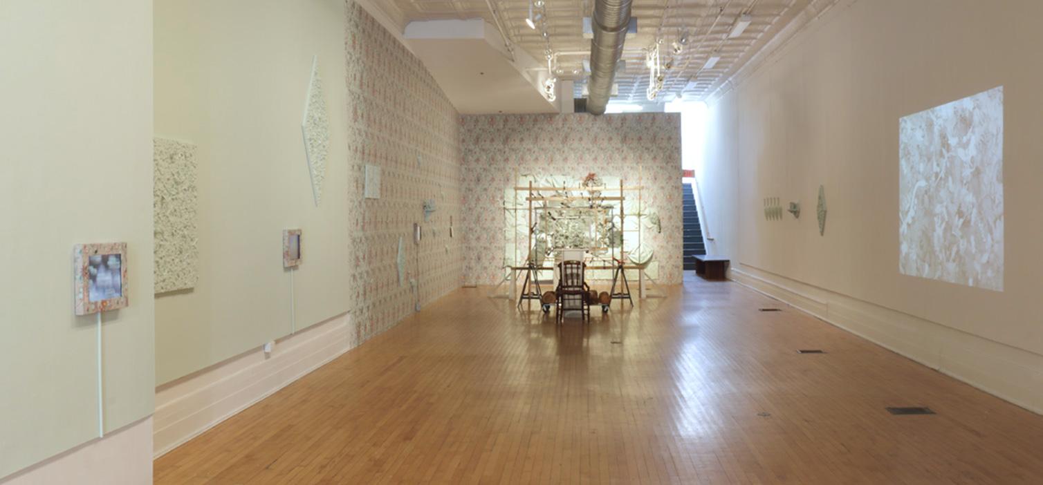 IN CONSTANT CIRCULATION    Exhibition view at 1708 Gallery, Richmond, VA, 2018