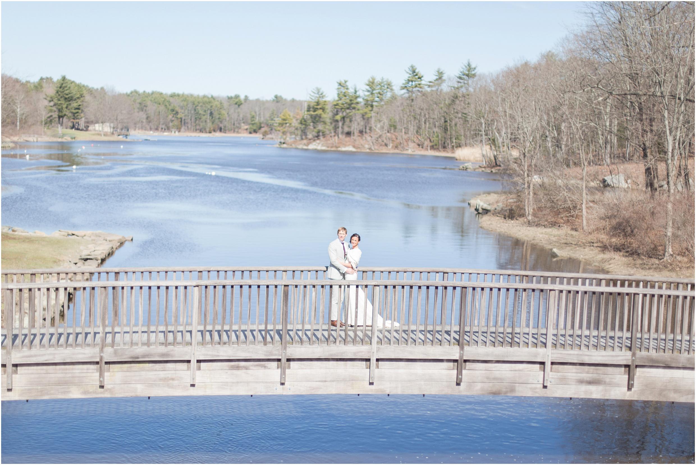 Southern New Hampshire Wedding Photographer  | Amy Brown PhotographyGreat Bay Route 108 Bridge Wedding Photos Three Chimneys Inn Durham New Hampshire